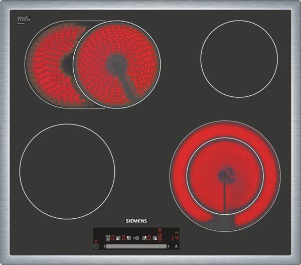 Siemens ET645NN17 keramisk kogeplade - Køb billigt med fri fragt her