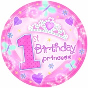Princess Theme Party...since she is our princess :)