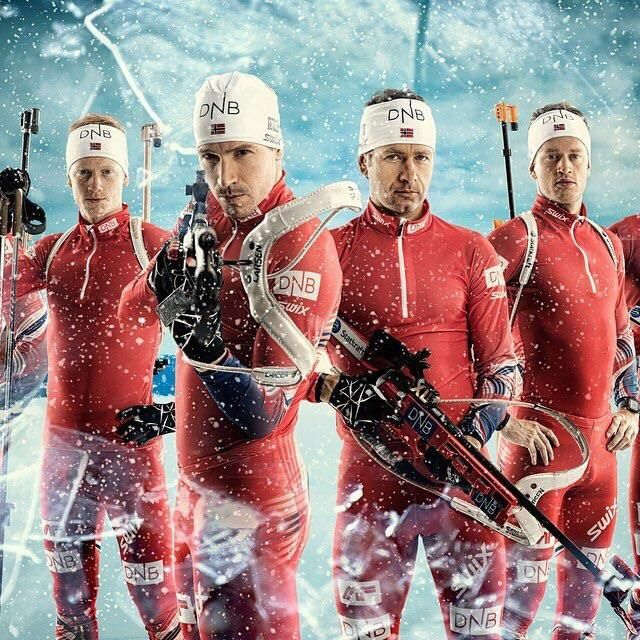 Team Norway Oslo 2016