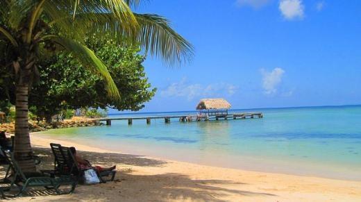 pigeon point, trinidad tobago..