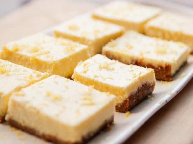 Ina Garten's Limoncello Ricotta Cheesecake - http://www.foodnetwork.com/recipes/ina-garten/limoncello-ricotta-cheesecake