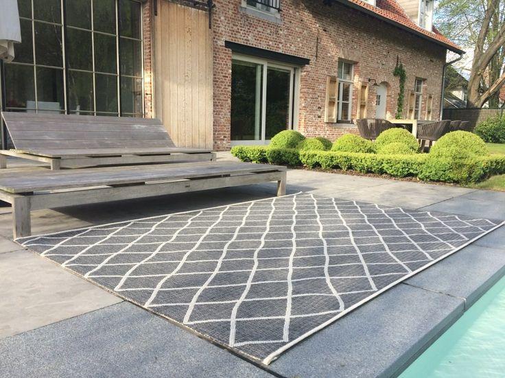 17 beste idee n over buiten tapijten op pinterest binnen buiten kleden tuintapijten en - Gespannen terras ...