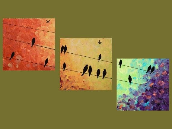 1000 Images About Bird Art Diy On Pinterest Love Birds Wedding Love Birds