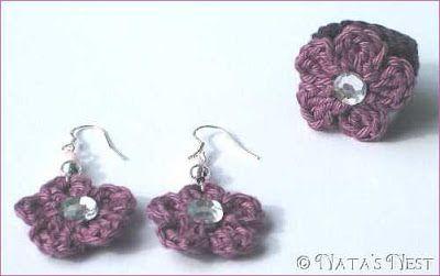 Natas Nest: Free Crochet Patterns