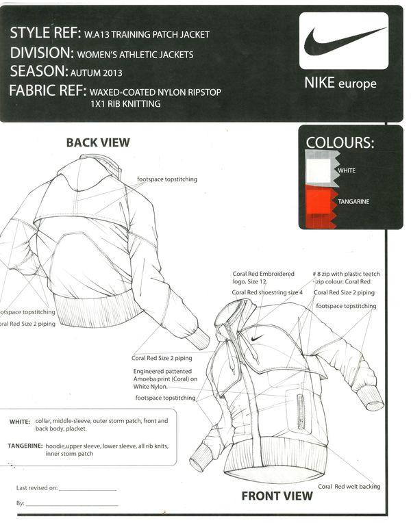 Nike Europe: Tech Pack by Eduardo Labohemia, via Behance