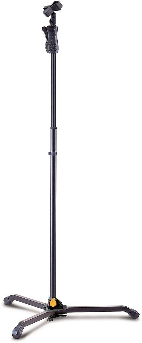 Hercules Stands - MS401B TRANSFORMER MICROPHONE STAND W/EZ MIC CLIP