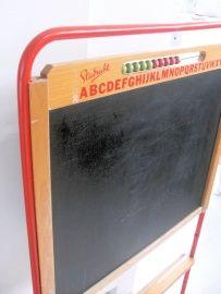 jaren 60 kinderschoolbord www.eigenwijzekamer.nl