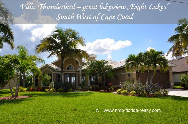 Vacation home Cape Coral, Florida Villa Thunderbird
