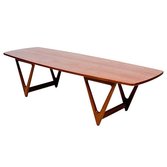 1000 ideas about teak coffee table on pinterest danish modern coffee tables and teak Modern teak coffee table
