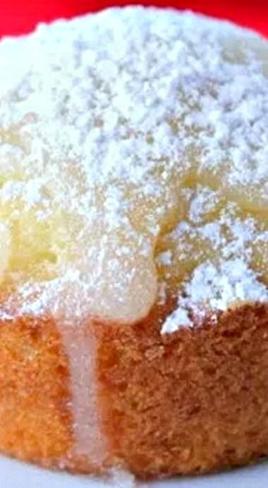 Kentucky Butter Cake Cupcakes, super moist & packed with buttery flavor! ❊