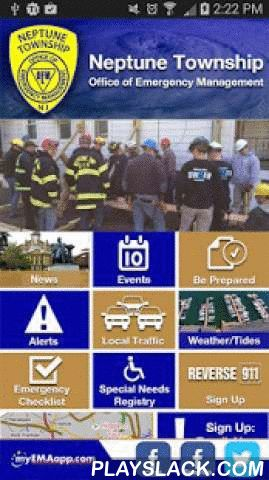 Neptune Township OEM  Android App - playslack.com ,  The Neptune Township Office of Emergency Management offers many service to the township, our partner agencies and, when requested, other municipalities and agencies.