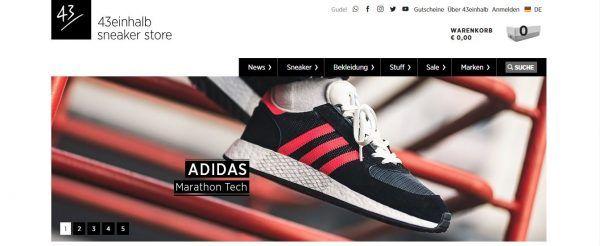 ff980886e14f Top 25+ des meilleurs sites pour acheter des sneakers, à vous les baskets  stylées