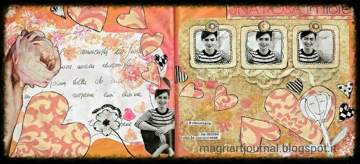 magriartjournal.blogspot.it  art journal