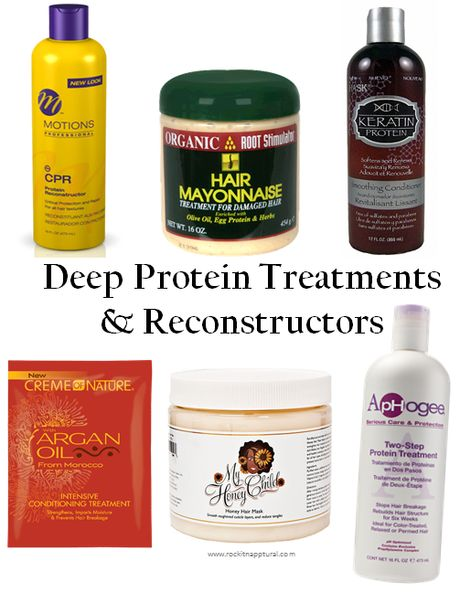 Deep Protein Treatment and Reconstructors