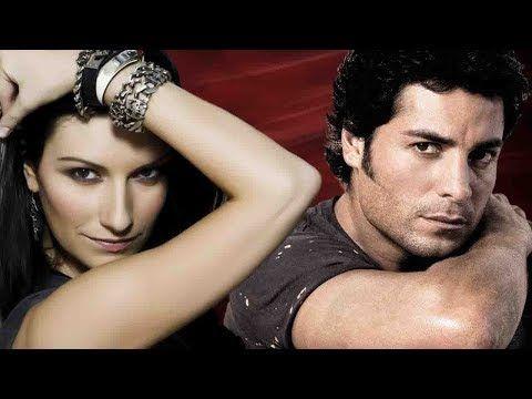 LAURA PAUSINI & CHAYANNE EXITOS, Canciones Romanticas de Chayanne y Laura Pausini - YouTube