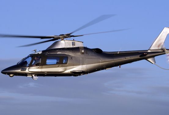 Fastest Helicopter | Agusta A109 - FlyMeNow Helicopter Charter Service