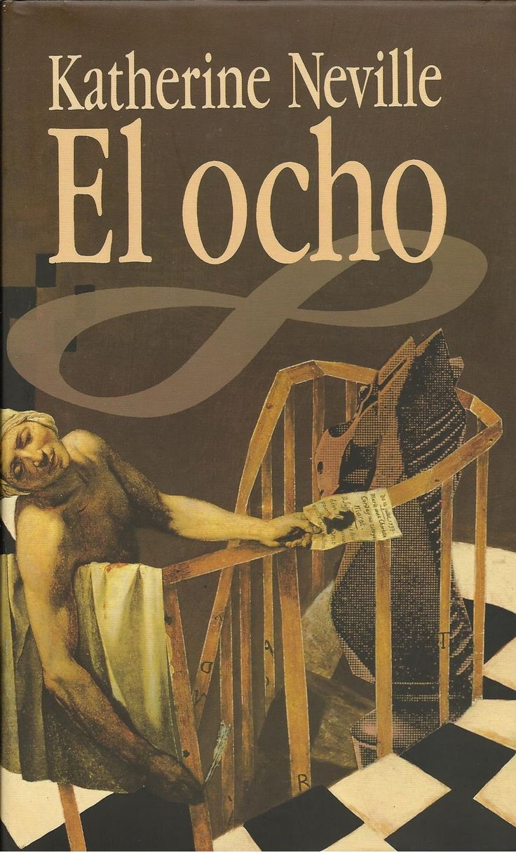 """El ocho"" de Katherine Neville. Ficha elaborada por Abraham Herrero."
