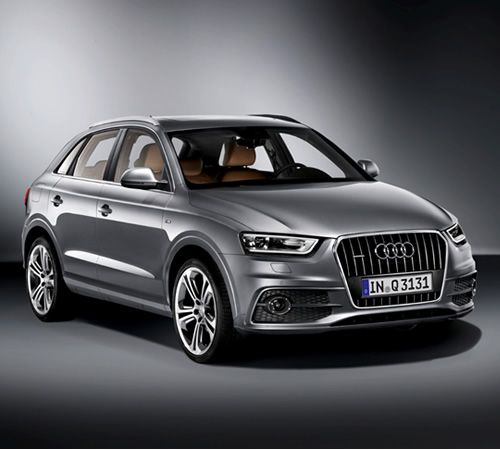 Audi's Q3. Could be a winner. #Audi #Q3