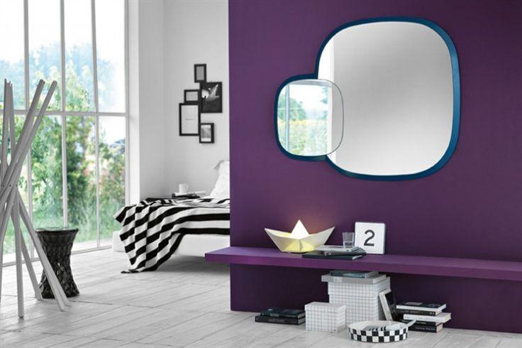 Design Spiegel ALTER EGO | FIAM | Italian design |GlazenDesignTafel.nl | Design by Paolo Cappello | Interior design | vidre glastoepassingen, Leiden
