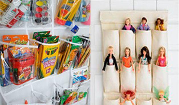 Tips: Cómo organizar el cuarto de los niños - Conlallave.com