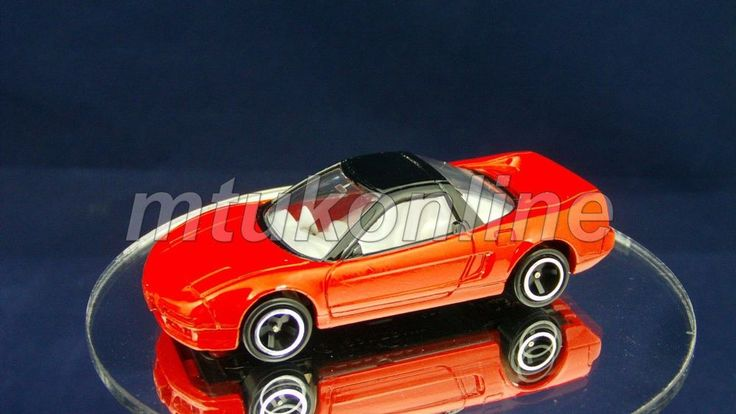 TOMICA 078F HONDA NSX | 1/59 | 78F-1 | 1991 JAPAN #JDM