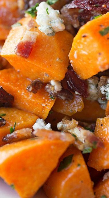 Potato Salad With Bacon on Pinterest | Potato Salad, German Potato ...