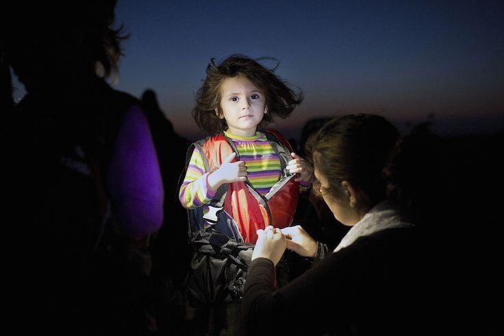 Η φωτογραφία που επέλεξε το TIME για το 2015 ανήκει σε Ελληνα φωτογράφο [εικόνες] | iefimerida.gr