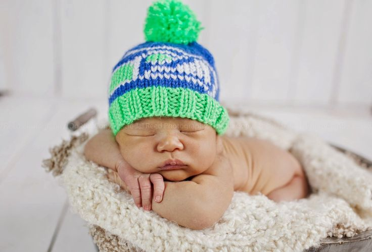 Retro baby Seahawks hat by swillyafghans on Etsy https://www.etsy.com/listing/206170522/retro-baby-seahawks-hat