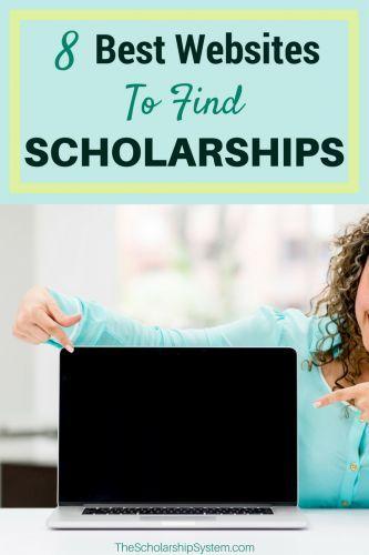 8 Best Websites to Find College Scholarships http://thescholarshipsystem.com/blog-for-students-families/8-best-websites-find-scholarships/?utm_campaign=coschedule&utm_source=pinterest&utm_medium=The%20Scholarship%20System&utm_content=8%20Best%20Websites%20to%20Find%20College%20Scholarships