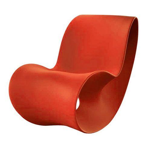 Voido est une chauffeuse dessinée par Ron Arad pour Magis. Ce mobilier design offre un moment de détente dans n'importe quel endroit : jardin, salon, terrasse. Ces courbes offrent une élégance et de la modernité. Retrouvez ce produit sur Voltex.fr.