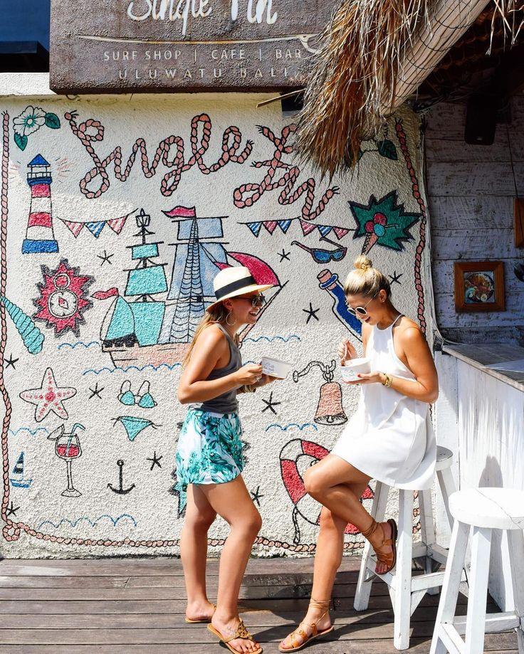 Single Fin, Bali
