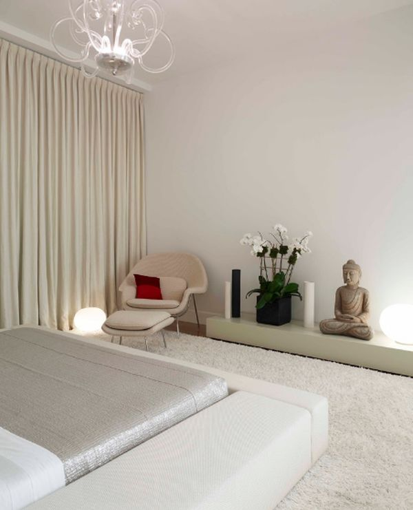 221 best zen living rooms and bedrooms .. images on Pinterest ... Zen Bedroom Decorating Idea E A on