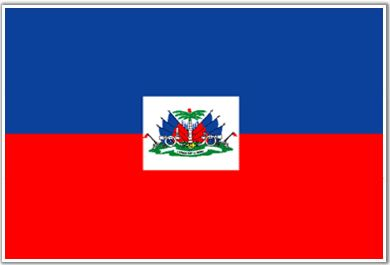 Bandera de Haiti (#Flag of #Haiti)