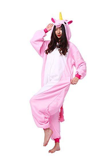 5eaa45d98a Magicmode Unisex Cartoon Animals Pajamas Adults Onesie Anime Hoodie Cosplay Sleepwear  Review