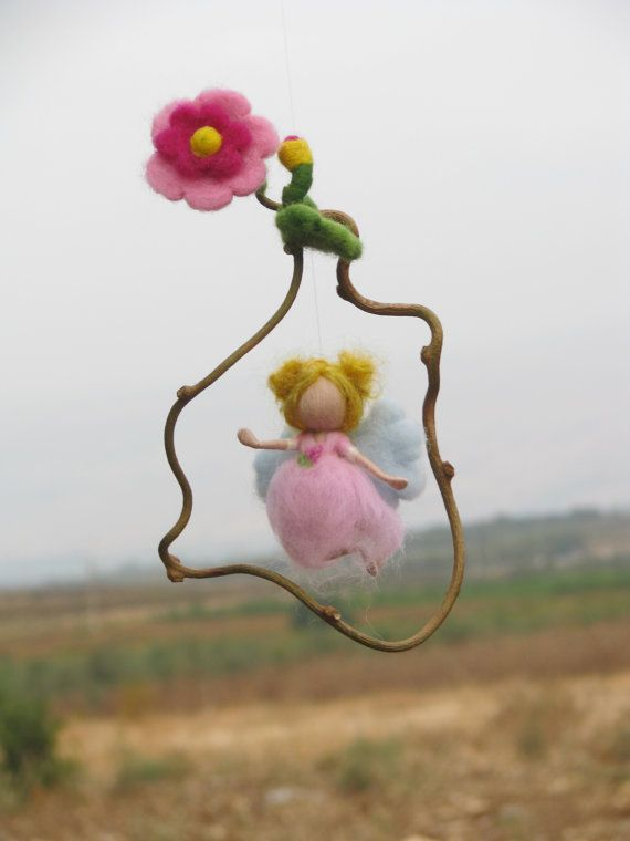 Hey, I found this really awesome Etsy listing at https://www.etsy.com/listing/170515590/salewaldorf-inspired-needle-felted