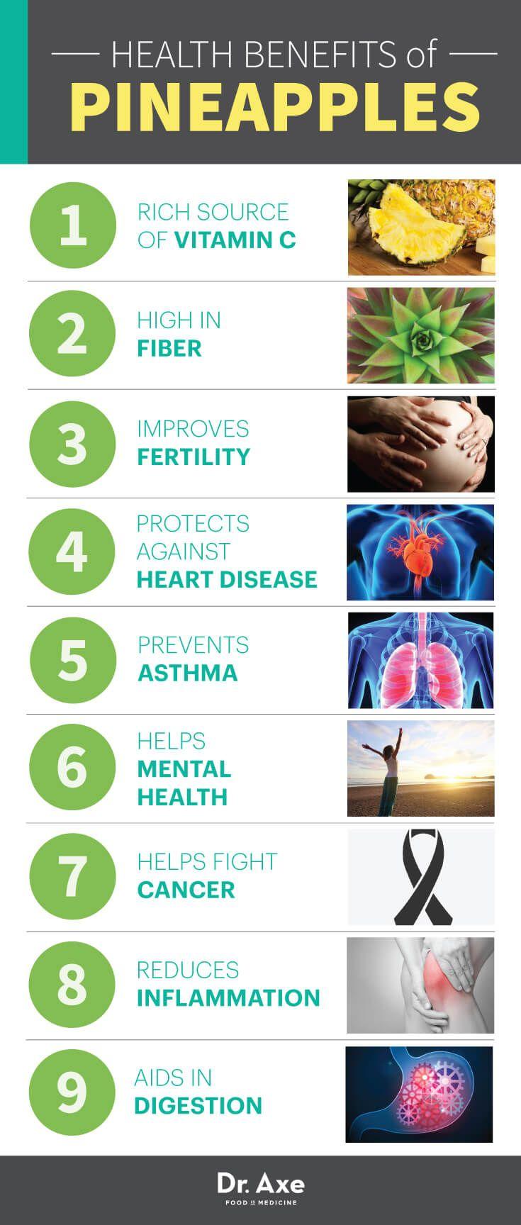 Top 10 Health Benefits of Pineapple Juice