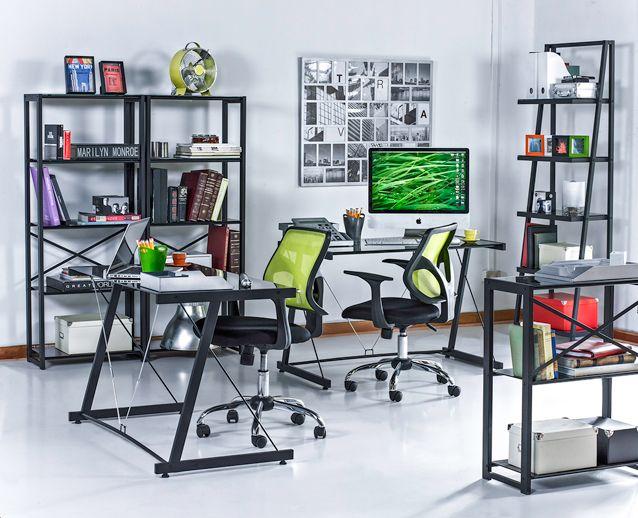 ¡Estudiar no tiene que ser aburrido! Aprovecha para darle a tus espacios pequeños toques de color que hagan tu espacio mucho más agradable.