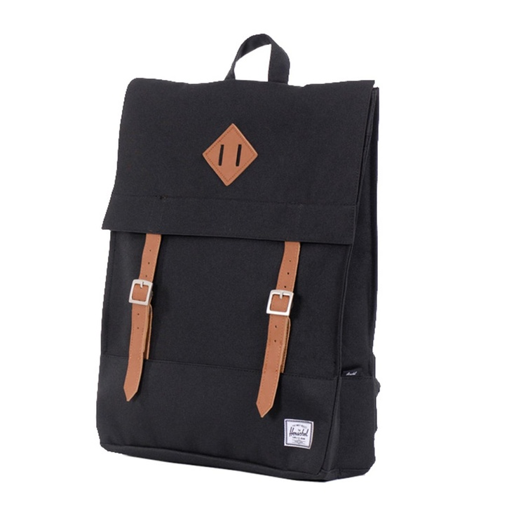 Herschel Supply Black 20 oz Canvas: Goods Backpack, Scout Backpack, Herschel Scouting, Herschel Supply, Scouting Backpack, Black Survey, Backpacks Purses Clutches, Supply Survey