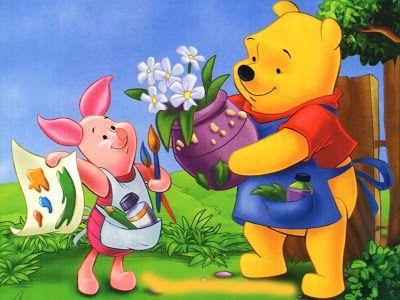33+imágenes+de+Winnie+Pooh+y+sus+amigos+de+Disney