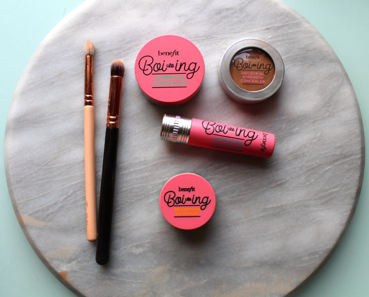 benefit boo-ing concealers shahnazlovesbeauty