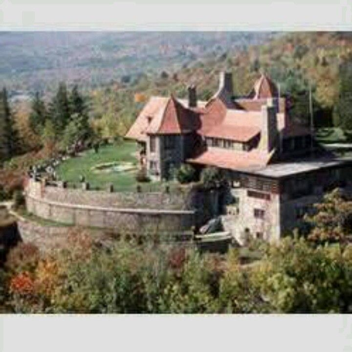 Castle In The Clouds Wedding: Castle In The Cloud's, NH Tour The Home Then Take A