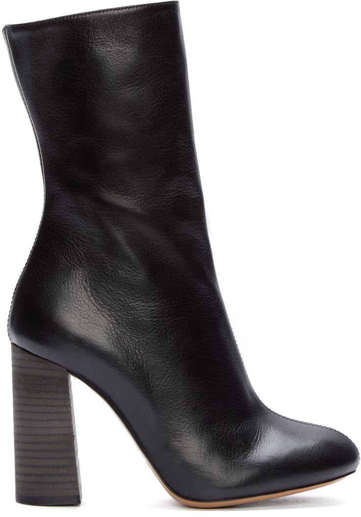 Bildresultat för mid calf boot