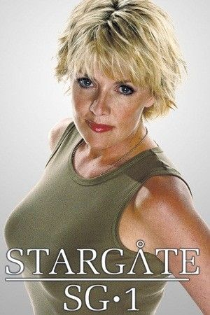 Stargate SG-1 - Amanda Tapping 	... 	   Major Samantha Carter