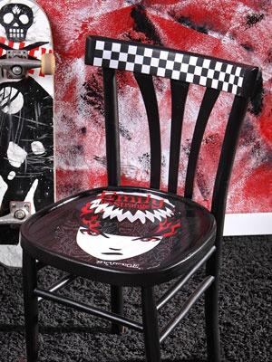 Découpage artistico di una sedia - Pittura e decorazione - CASA Fai da Te. Brico, Fai da te.