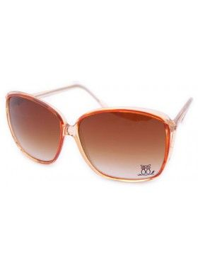 Giant Vintage Charlene Brandy/Owl Sunglasses. Buy @ http://thehubmarketplace.com/Charlene-Brandy-Owl-Sunglasses