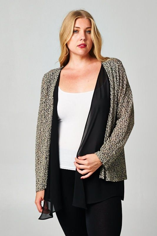 Curvy Plus Size Dresses & Clothing for Women   Casual Plus Size Women's Clothes   Emma Stine Limited