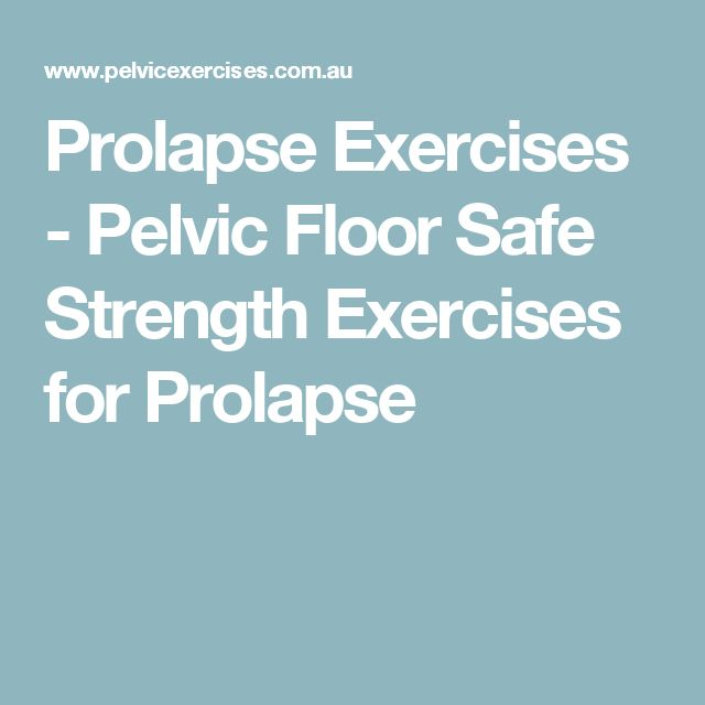 acgm guidelines for post natal exercise