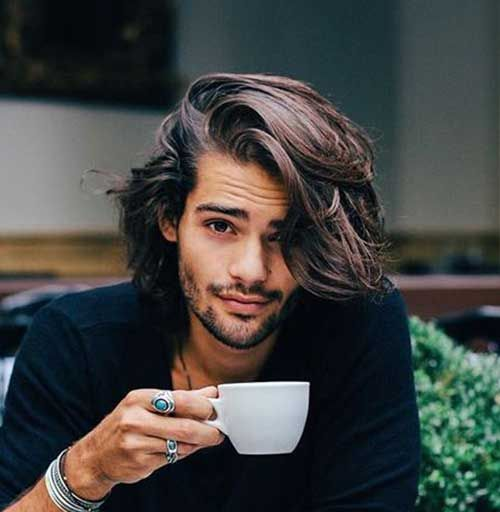 Must-See Pics of Men with Long Hairstyles | Mens Hairstyles 2016