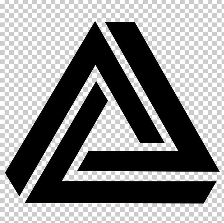 Penrose Triangle T Shirt Mathematics Logo Png Angle Apprentice Area Bjj Black Penrose Triangle Penrose Mathematical Tattoo