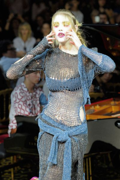 17 Best Images About Vivienne Westwood Knitwear On